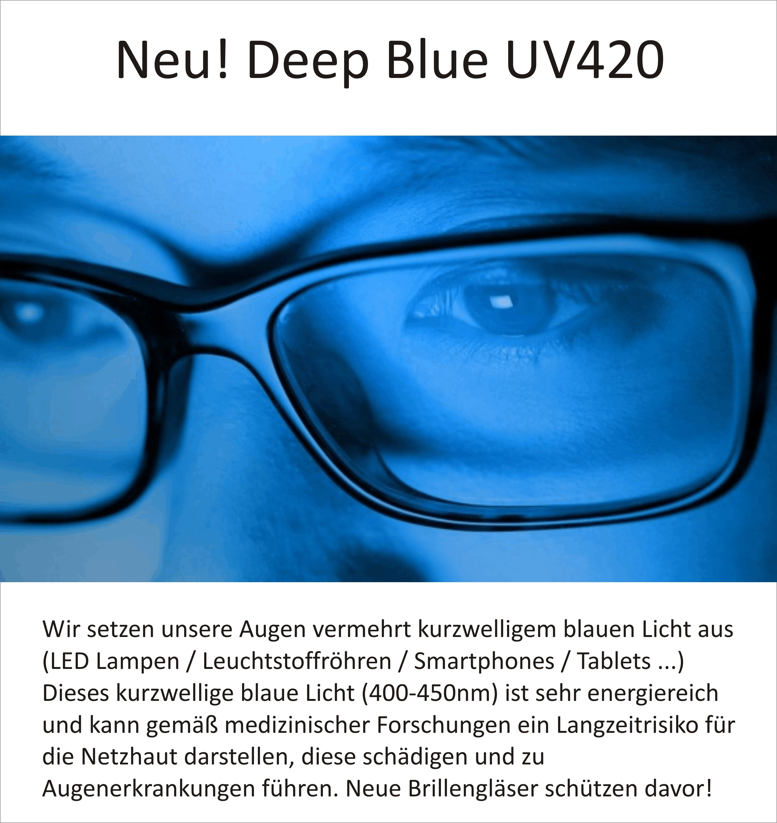 Deep Blue UV420